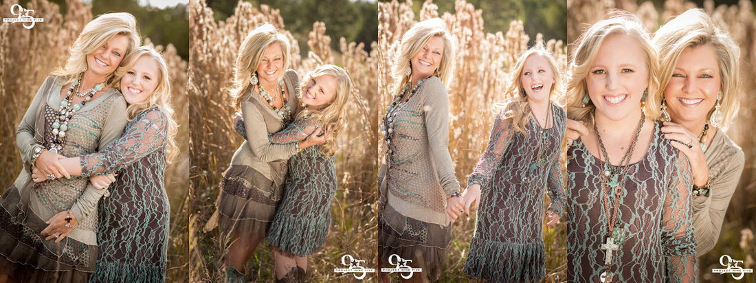 Project Nine Five Photography Motherdaughter Session